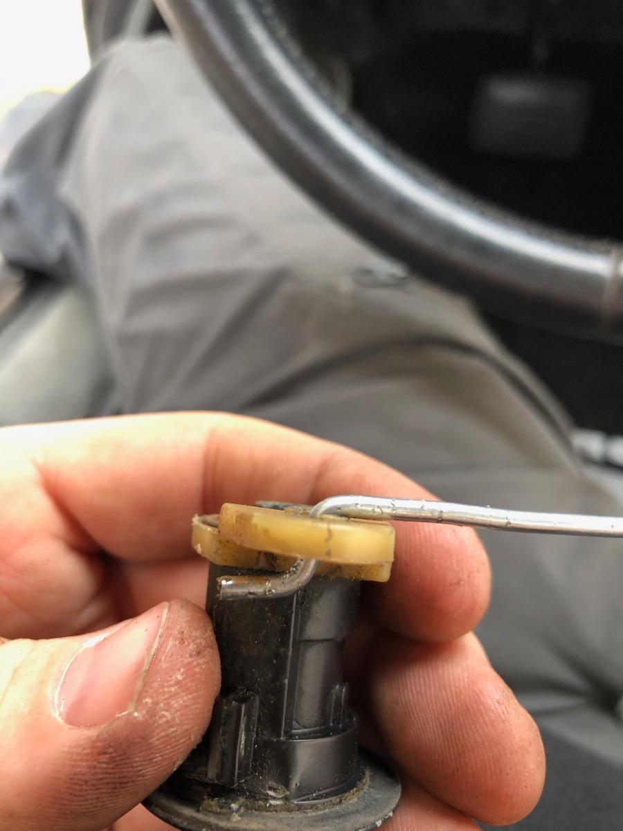 12 rod in old cylinder